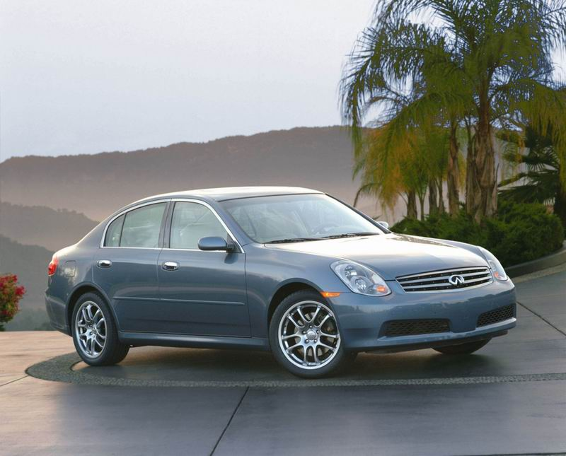 2005 Infiniti G35 Sedan Review Ratings Specs Prices And Photos The Car Connection