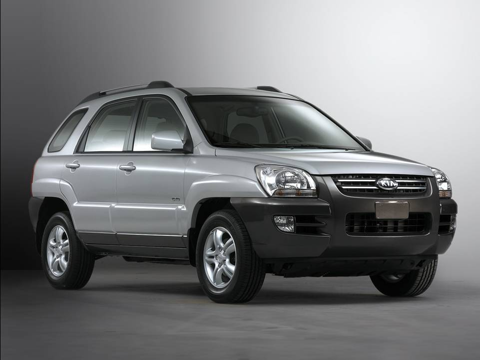 2005 Kia Sportage Review Ratings Specs Prices And Photos The Car Connection