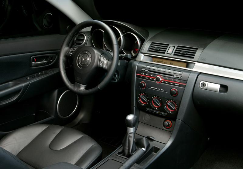 Image 2005 Mazda 3 Interior Size 800 X 558 Type Gif