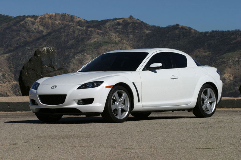2005 Mazda Rx 8 Review Ratings Specs Prices And Photos The Car Connection