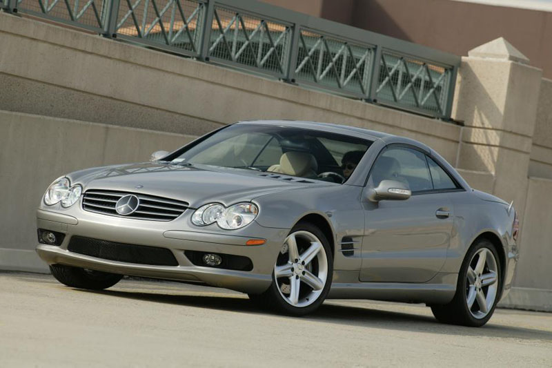 Image 2005 mercedes benz sl500 size 800 x 533 type for 2006 mercedes benz r350 recalls