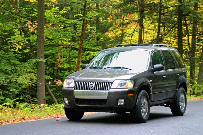 2005 Mercury Mariner Review Ratings Specs Prices And Photos The Car Connection
