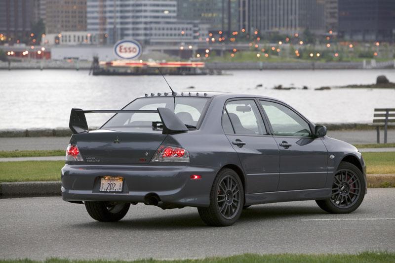 2005 Mitsubishi Evolution MR
