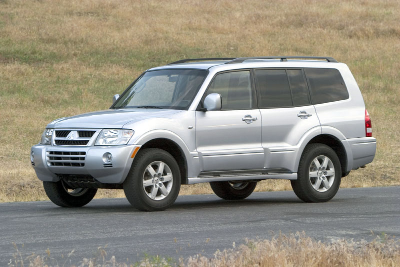 New And Used Mitsubishi Montero Prices Photos Reviews Specs