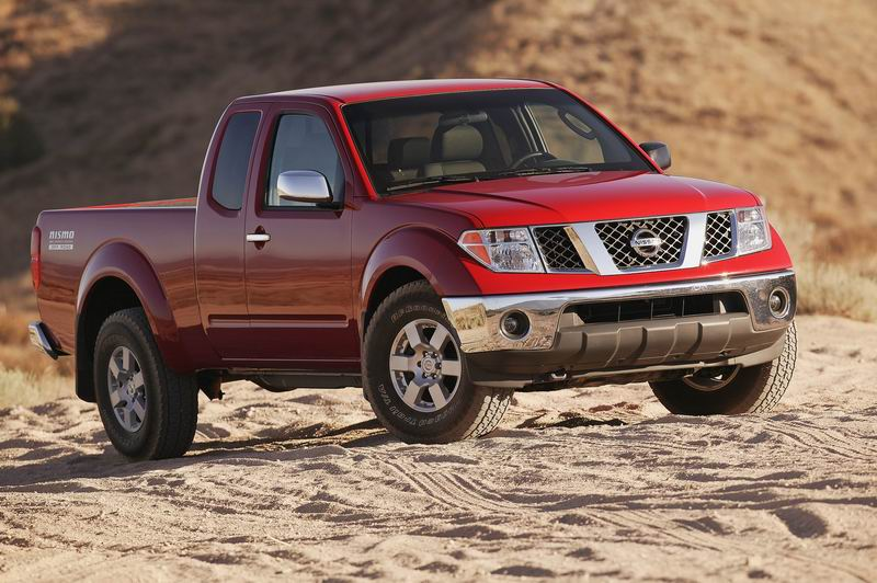 2005 Nissan Frontier Review Ratings Specs Prices And Photos The Car Connection