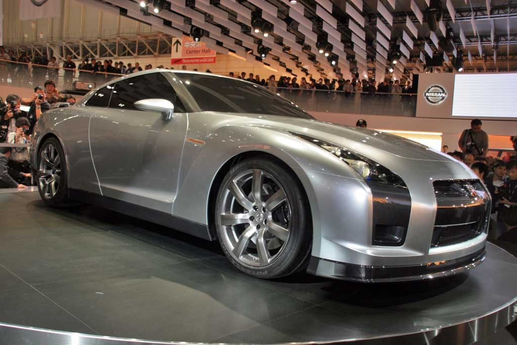 Used Nissan Altima >> Image: 2005 Nissan GT-R Proto concept, size: 1024 x 683 ...