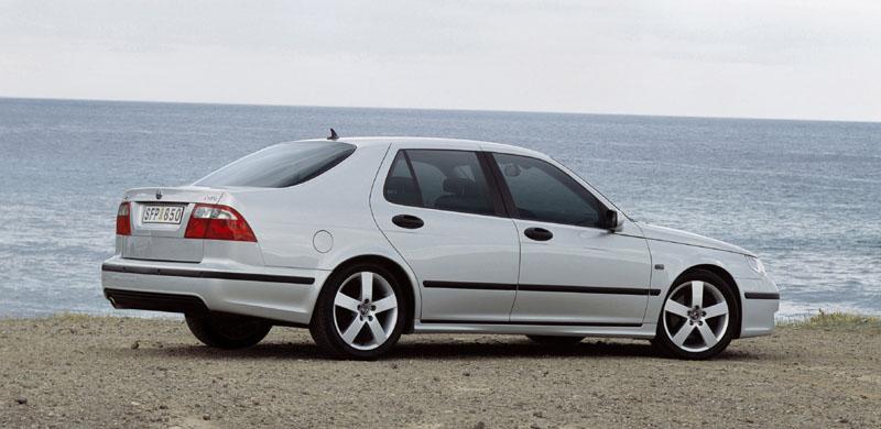 2005 Saab 9 5
