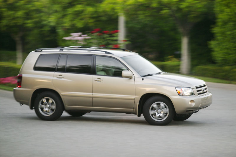 2005 Toyota Highlander Review Ratings Specs Prices And Photos The Car Connection