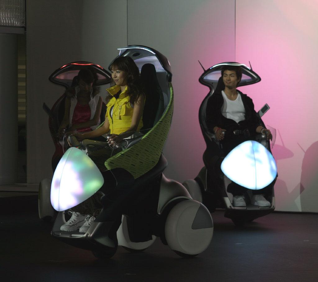 2005 Toyota i-swing concept