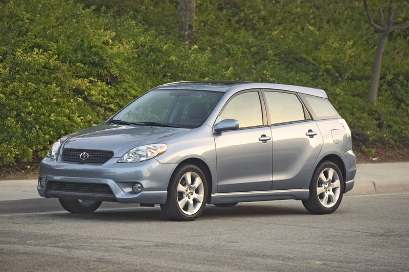 2005 Toyota Matrix Review Ratings Specs Prices And Photos The