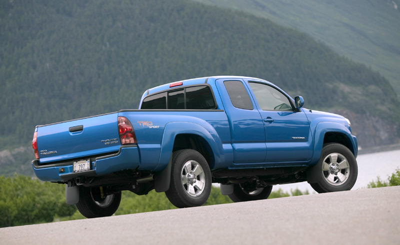 2004 2011 toyota tacoma recalled for seat belt flaw. Black Bedroom Furniture Sets. Home Design Ideas