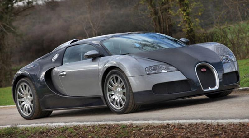 2006 Bugatti Veyron - Image courtesy of RM Auctions