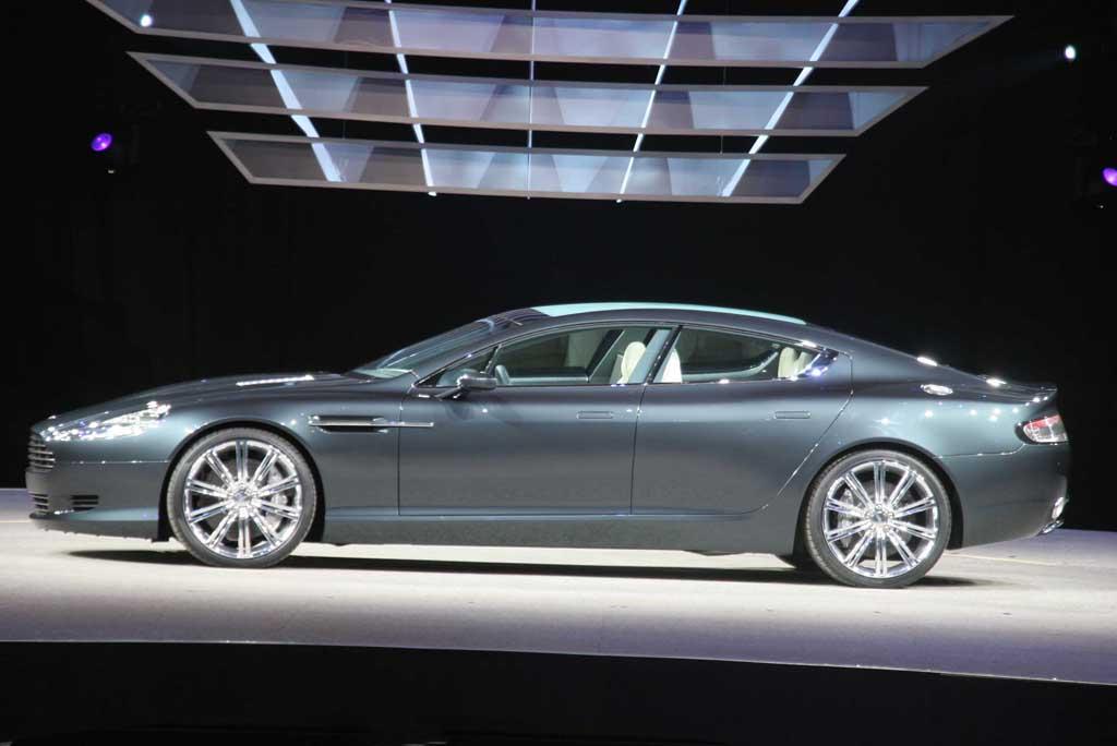 2006 Aston Martin Rapide concept