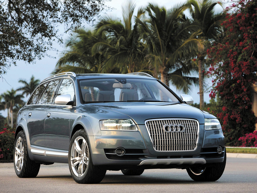 2006 Audi Allroad Review Ratings Specs Prices And Photos The Car Connection