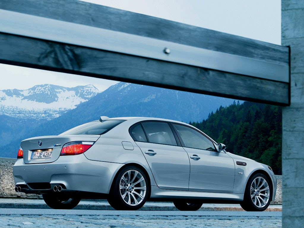 Image 2006 Bmw M5 Size 1024 X 768 Type Gif Posted On