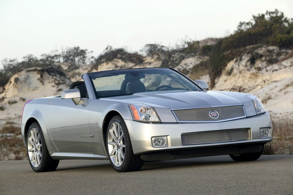 2006 Cadillac Xlr V Review Ratings Specs Prices And Photos The