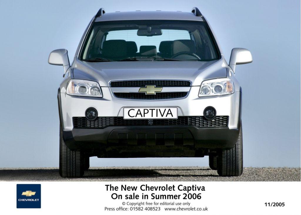 2006 Chevrolet Captiva