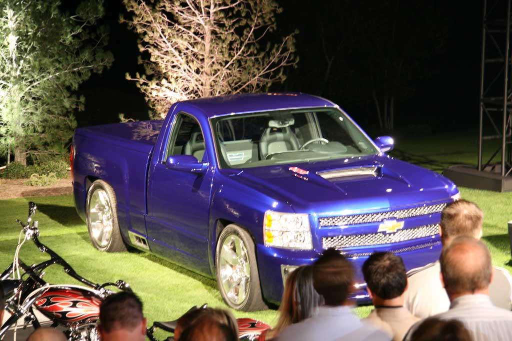 2006 Chevrolet Silverado 427 Concept