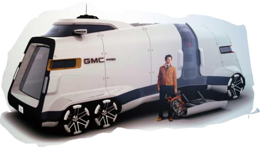 2006 GMC Pad