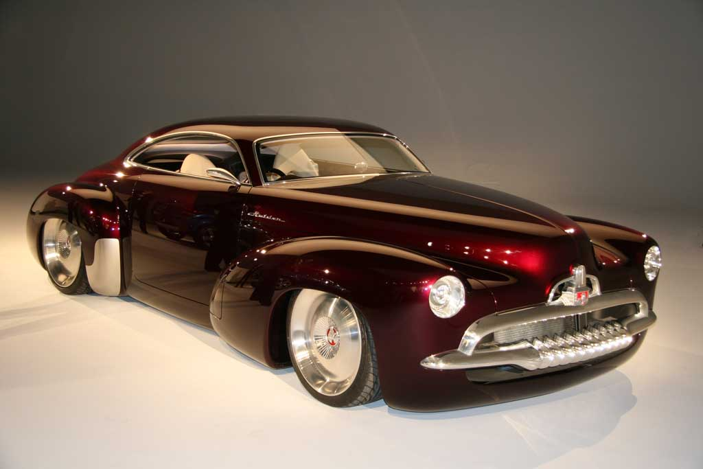 Holden Efijy Voted America's 2007 Concept Of The Year