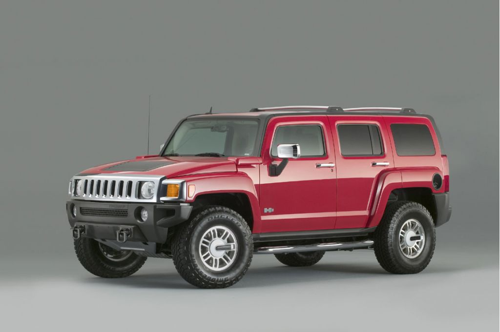 2006 Hummer H3 Review Ratings Specs Prices And Photos The Car