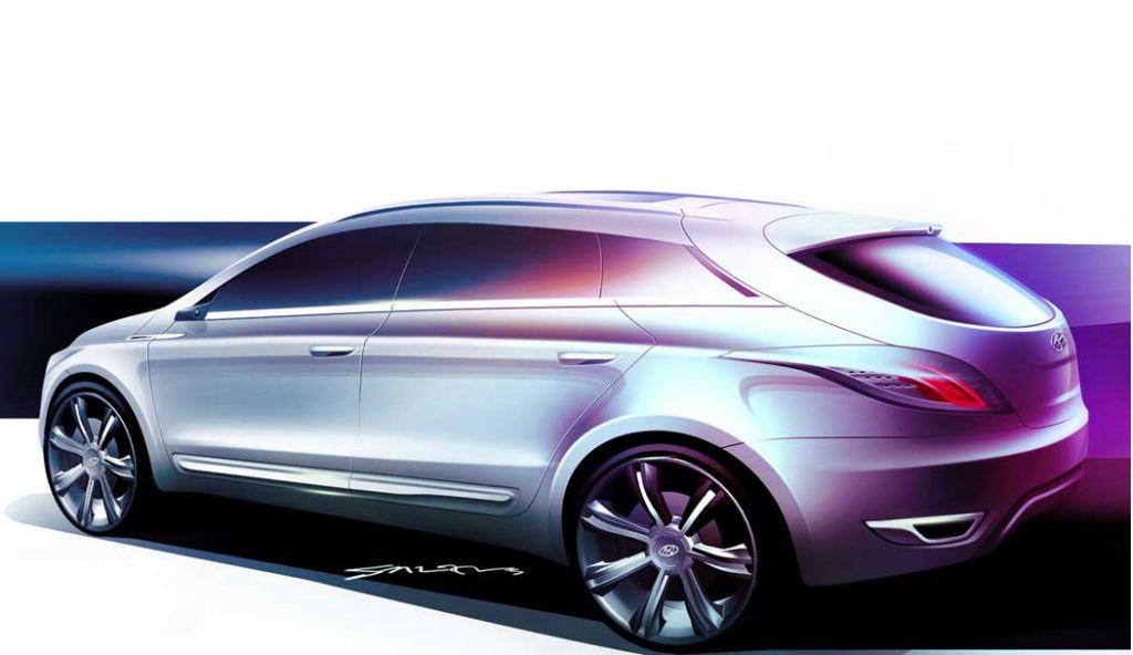 2006 Hyundai Genus concept