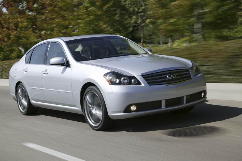 2006 Infiniti M45 Review Ratings Specs Prices And Photos The