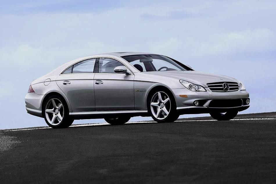 2006 Mercedes-Benz CLS55