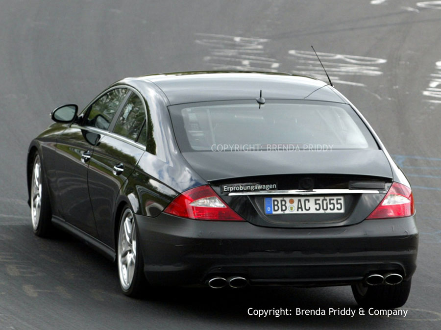Image 2006 Mercedes Benz Cls 65 Amg Size 900 X 673