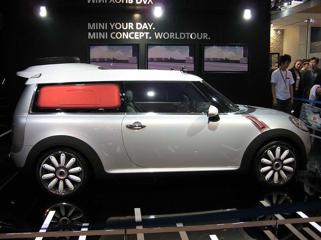 2006 MINI Traveller concept, Beijing Auto Show