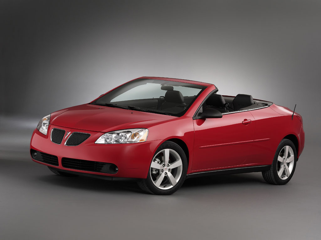 2004 Pontiac G6 Review Ratings Specs Prices And Photos The Car Connection