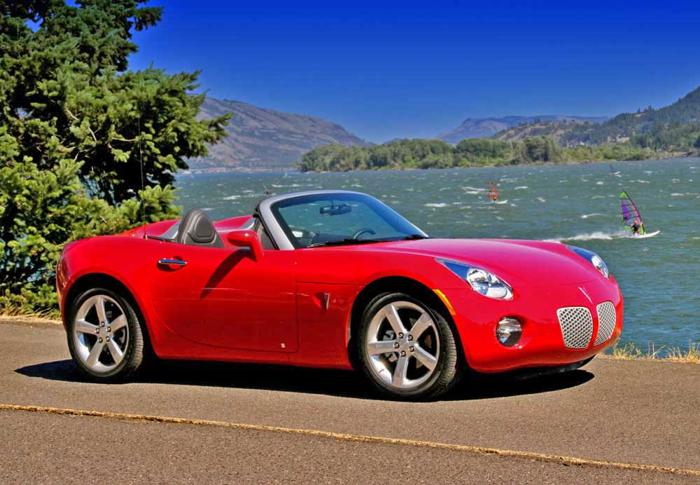 2006 Pontiac Solstice Review, Ratings, Specs, Prices, And Photos   The Car  Connection