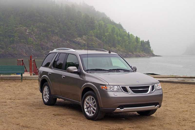 2006 Saab 9 7x Review Ratings Specs Prices And Photos The Car Connection
