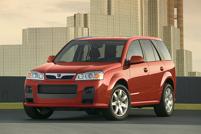 2006 Saturn VUE Red Line
