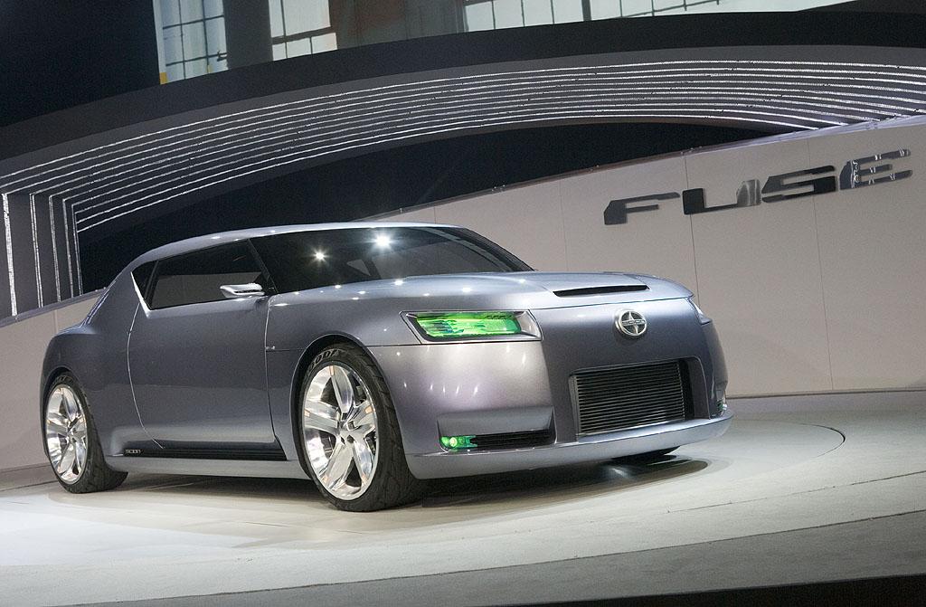 2006 Scion FUSE concept, New York Auto Show