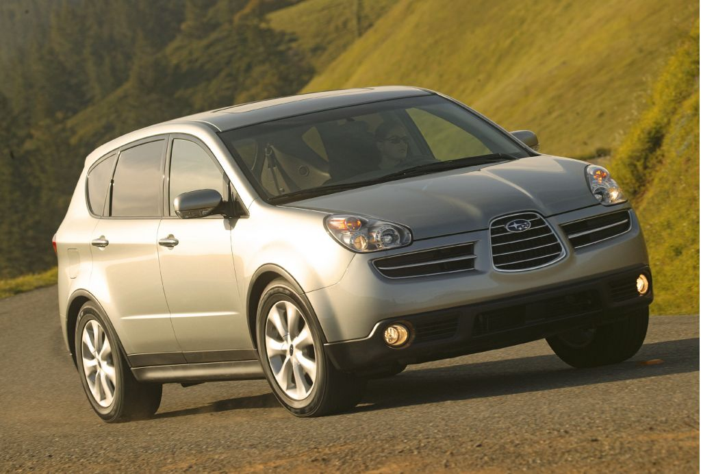 2006 Subaru Tribeca Review Ratings Specs Prices And Photos The