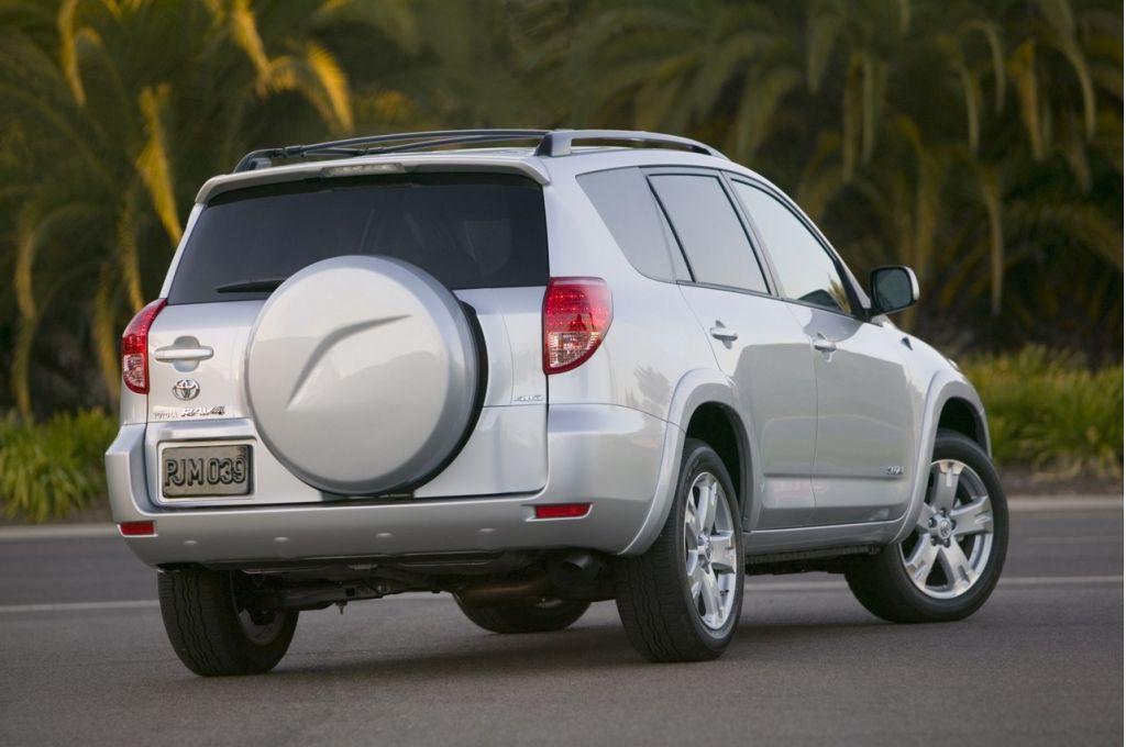Image: 2006 Toyota RAV4 Sport, size: 1024 x 680, type: gif ...