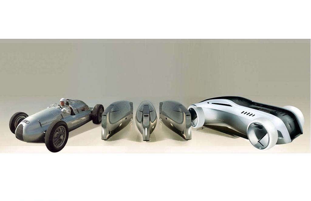 2007 Audi Auto Virtuea Quattro Concept, Los Angeles Auto Show
