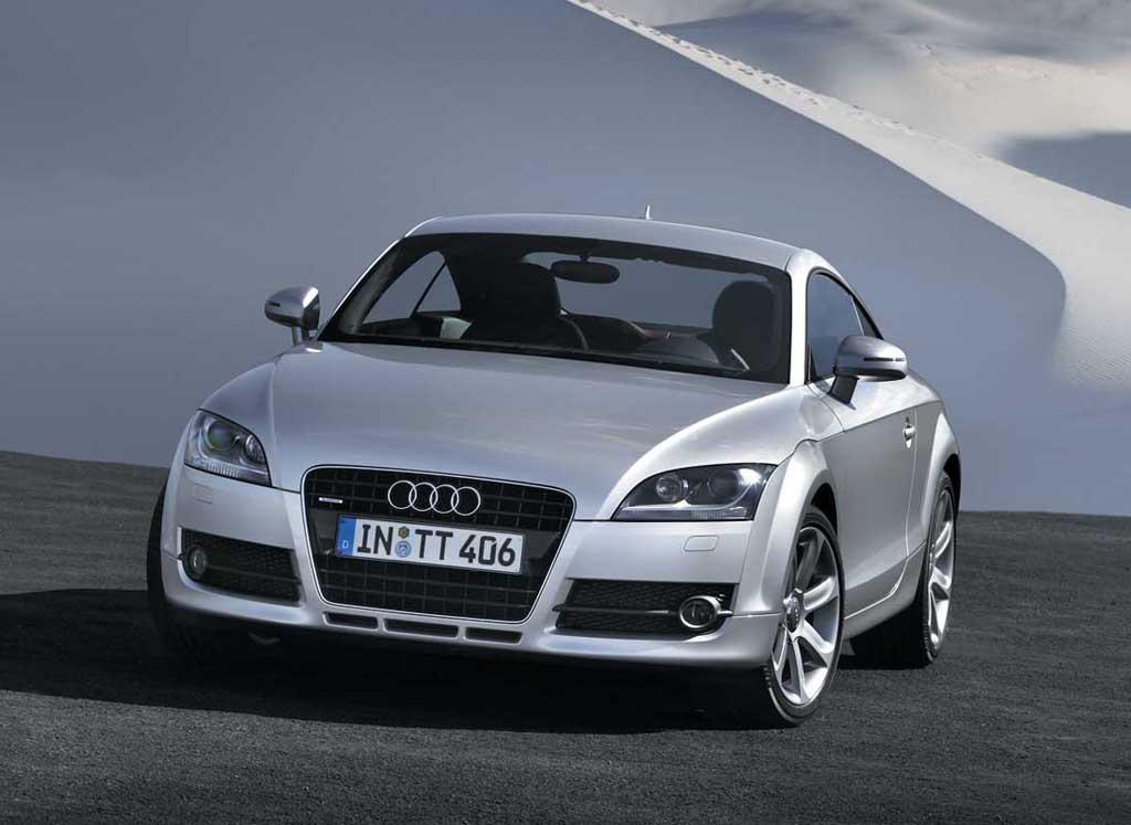 2007 Audi TT - front