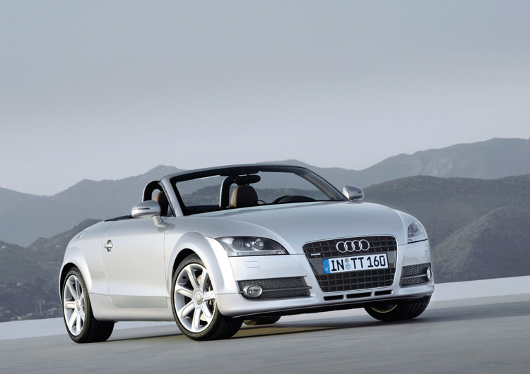 Audi TT Review Ratings Specs Prices And Photos The Car - Audi sports car convertible