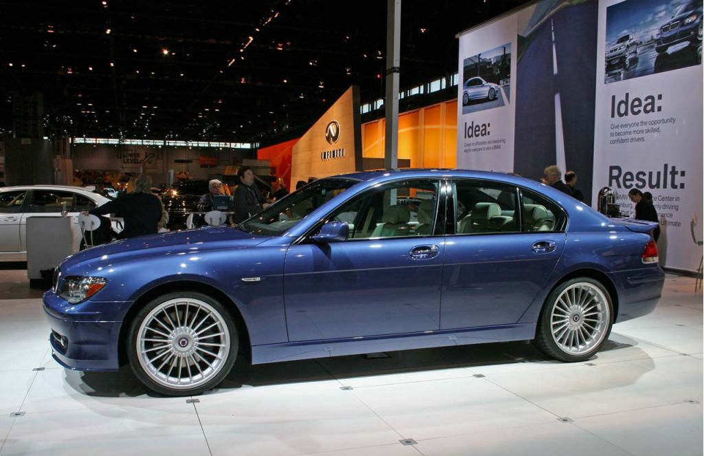 BMW Alpina B7 Sports 500 HP