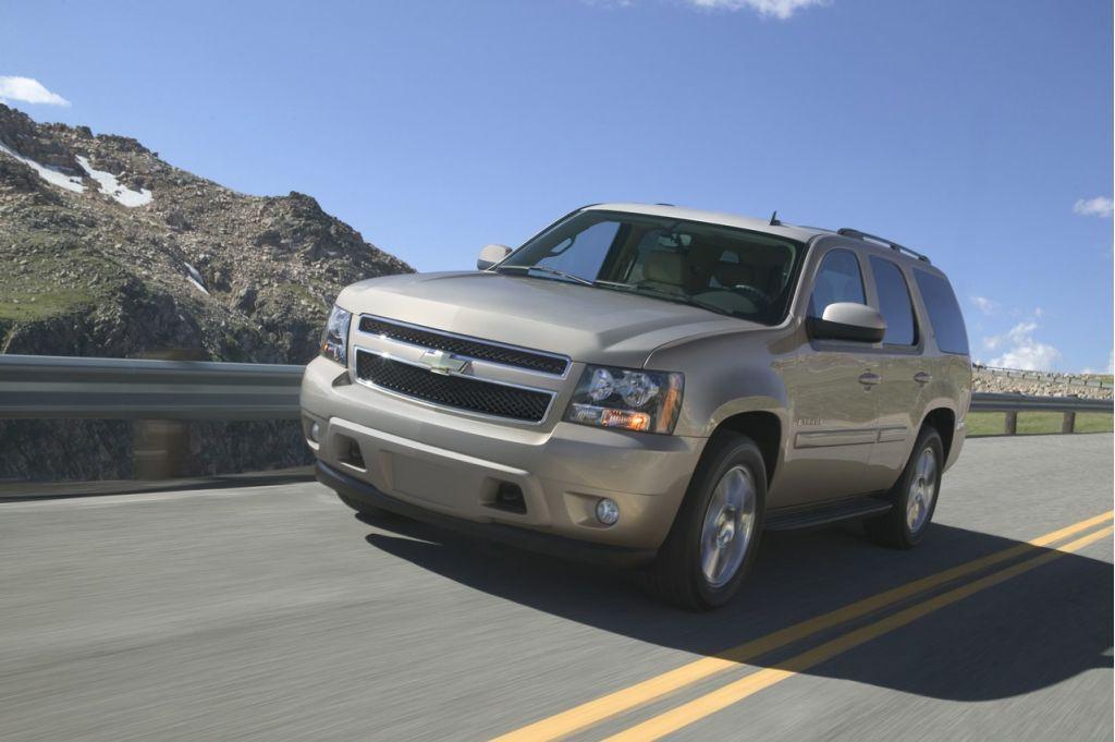RELEASE: 2007 Chevrolet Tahoe Street Tuner
