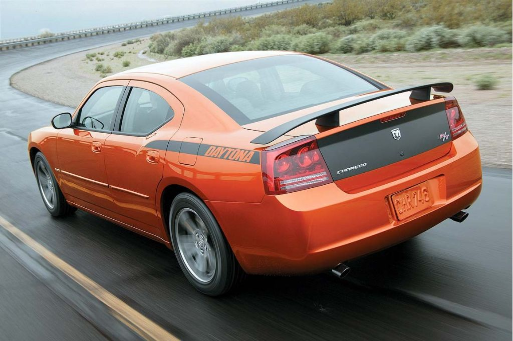 Image: 2007 Dodge Charger Daytona R/T , size: 1024 x 681, type: gif ...