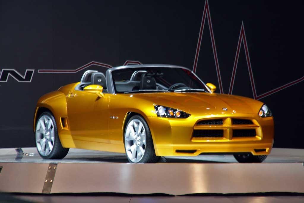 2017 Dodge Barracuda >> 2011 Dodge Circuit EV A Roadster--Viability Plan Proves It
