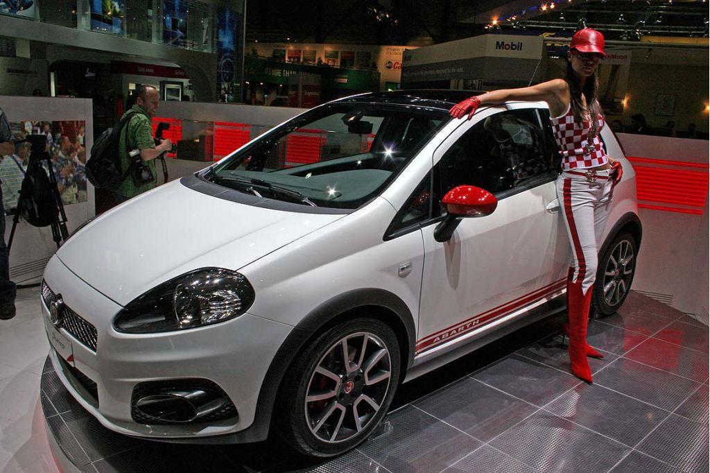 Fiat Abarth Returns at Geneva