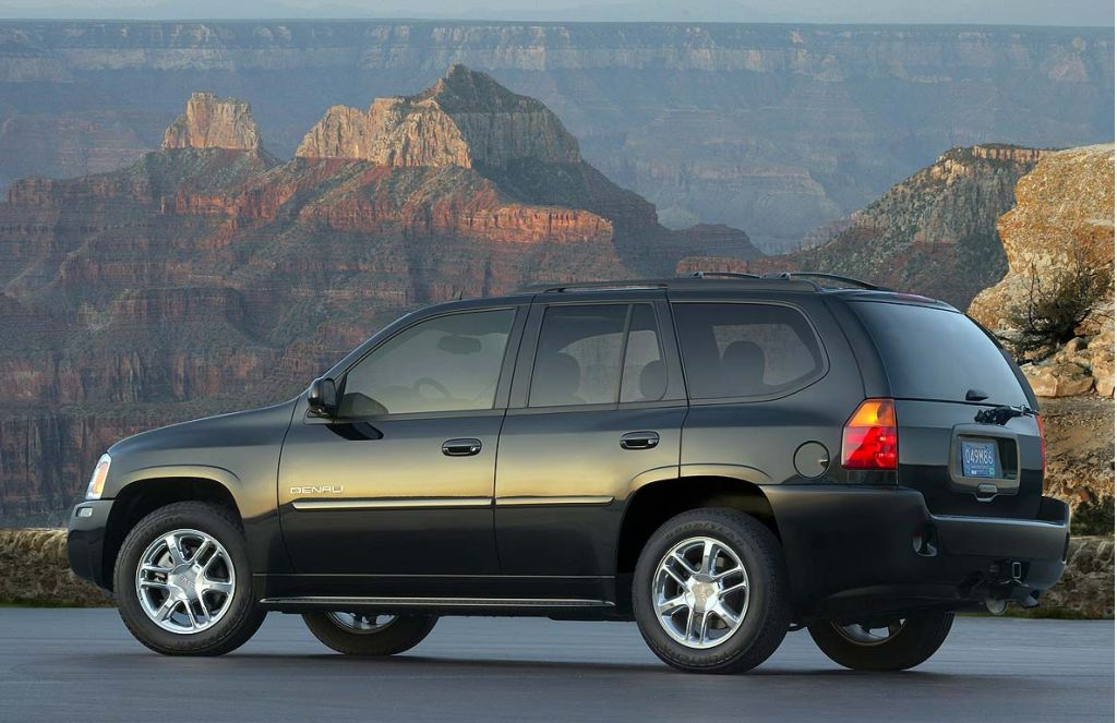 Image: 2007 GMC Envoy Denali, Size: 1024 X 663, Type: Gif, Posted On: December 2, 2006, 9:28 Am