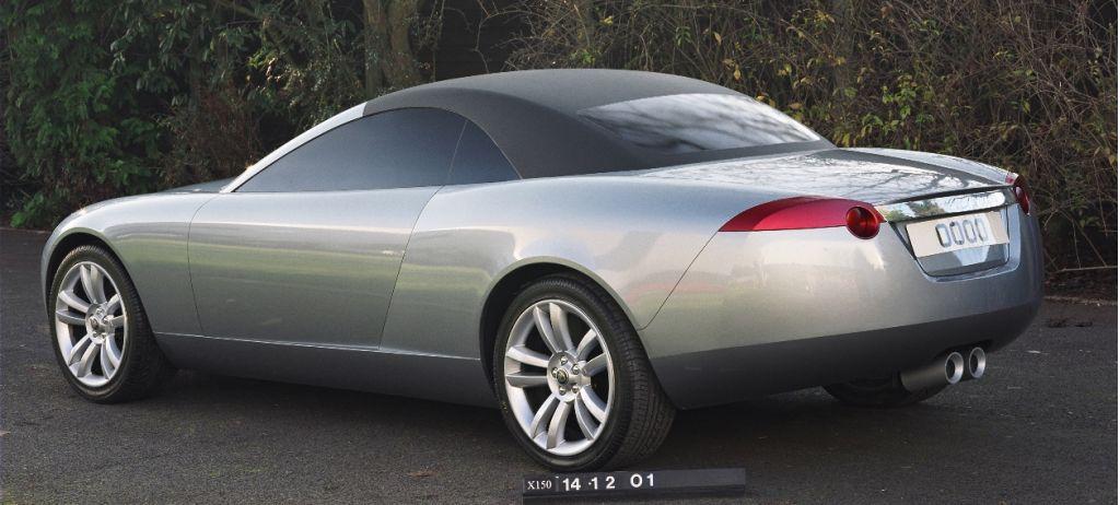 Image 2007 Jaguar Xk Clay Prototype Size 1024 X 462