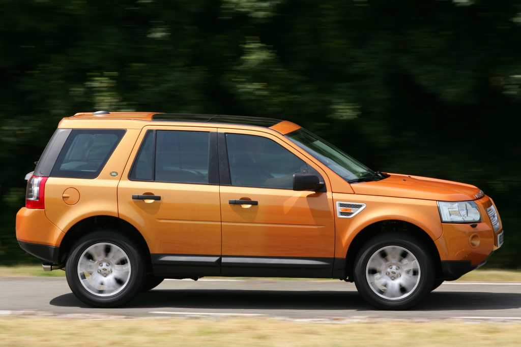 2007 Land Rover LR2 Review, Ratings, Specs, Prices, and Photos - The