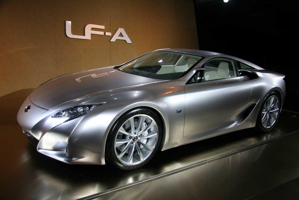 Lexus Lfa Concept – Auto Bild Idee