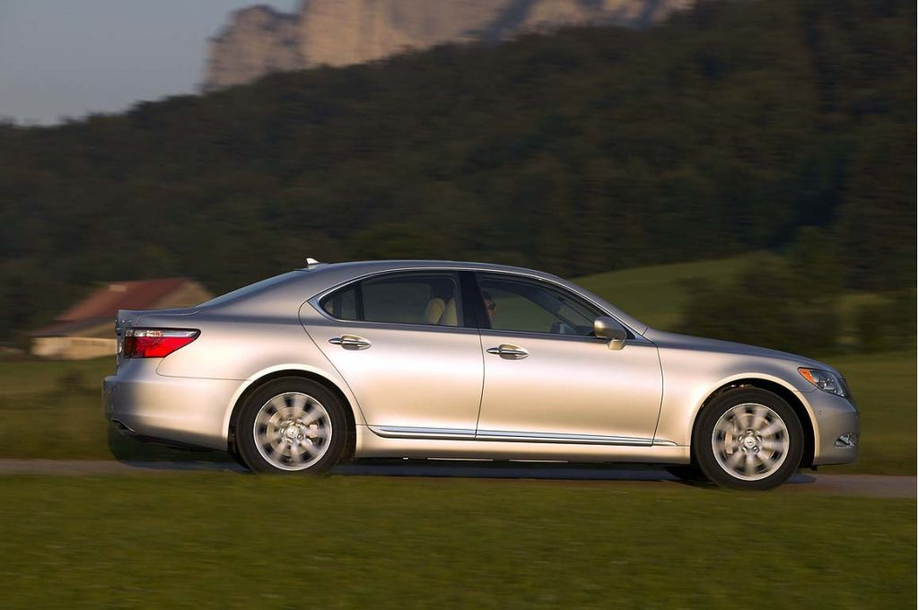 Lexus Recalls Gs Is And Ls For Possible Corrosion In